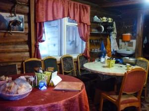kitchen in arkrou