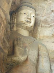 giant statue yunyang