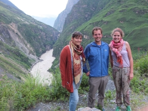 RS Tiger leaping gorge Trio !