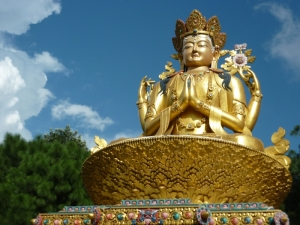 RS Bouddha Park Kathmandu