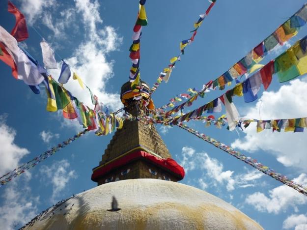 RS Buddha Stupa, Kathmandu, Nepal
