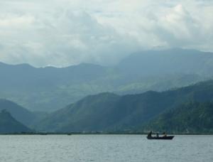 RS Lake in Pokhara
