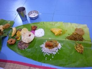 Fest at the ashram